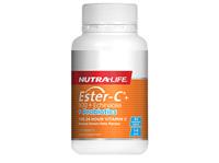 NL Ester C Ech. &Probiotic Chew 60T
