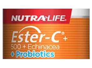 NL Ester C Ech. &Probiotic Chew 90T