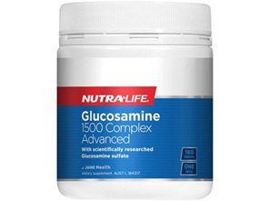 NL Glucosamine 1500 Adv. 180tabs