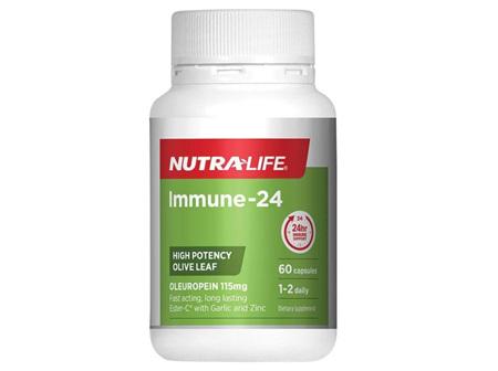 NL Immune24 Capsules 60s