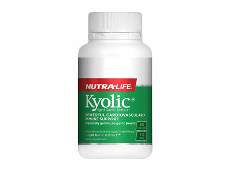 NL Kyolic Aged Garlic Ext. 60caps