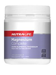 NL Magnesium Complete 100caps