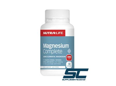 NL Magnesium Complete 50caps