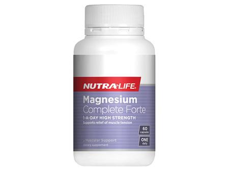 NL Magnesium Complete Forte 60Cap