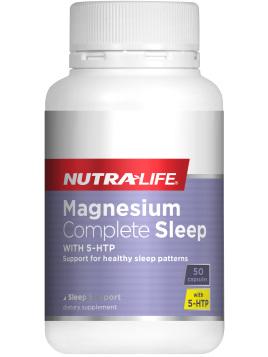 NL Magnesium Complete Sleep 50caps