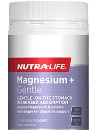 NL Magnesium + Gentle 120caps