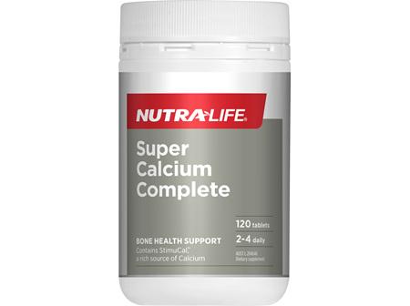 NL Super Calcium Complete 120tabs