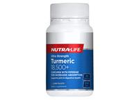 NL Turmeric 18500mg + Ult Str 30cap
