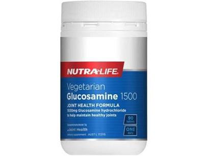 NL Vegetarian Glucosamine 1500 90T