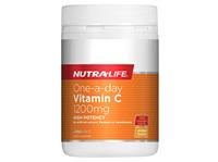 NL Vitamin C 1200mg Chews 120tabs