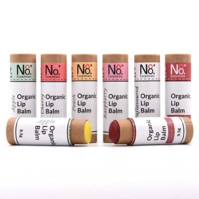 No. 8 Essentials Organic Lip Balm