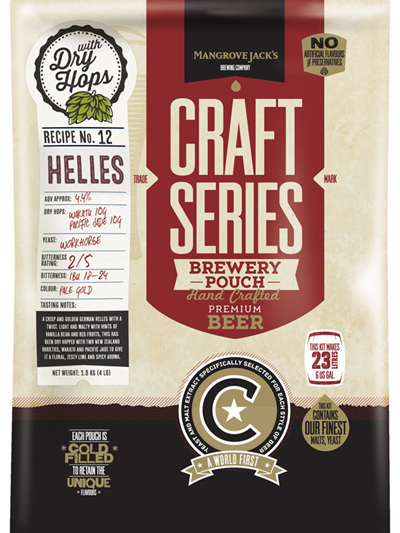 No. 12 Helles Lager