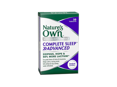 NO Complete Sleep Advanced 30tabs