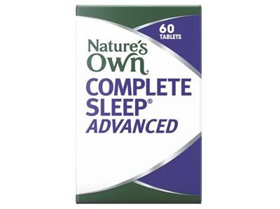 NO Complete Sleep Advanced 60tabs
