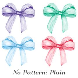 No Pattern: Plain