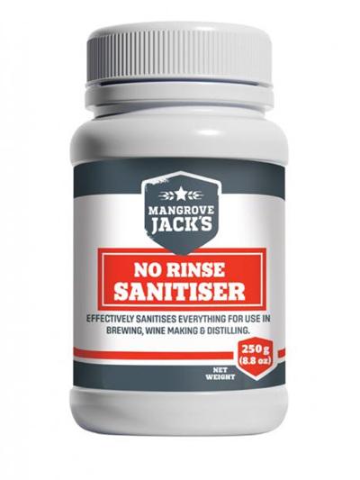 No Rinse Sanitiser