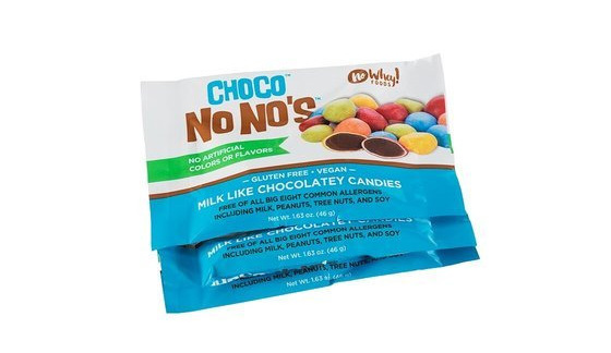 No Whey Chocolate Candy