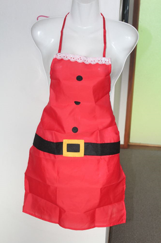 Nolvety Christmas Apron