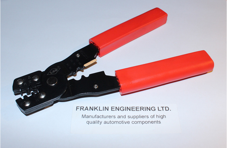 non insulated crimping tool 0 5 6mm2 franklin engineering ltd. Black Bedroom Furniture Sets. Home Design Ideas