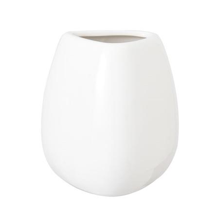 Nordic Ceramic Vase White SMALL