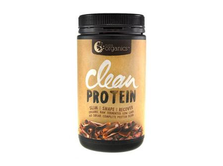 N/org clean protein cacao choc 500g