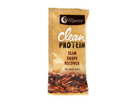 N/org clean protein cacao choc sachet