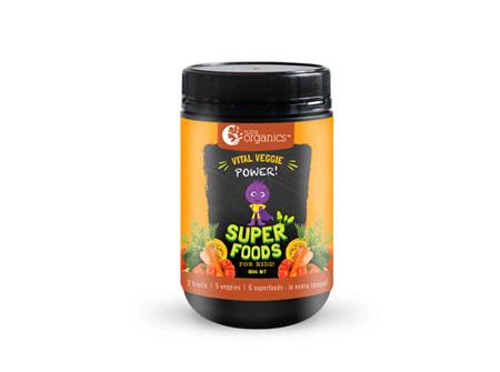 N/org vital veggie powder 300g