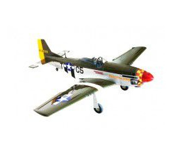 North American P-51D Mustang 10cc New April 2016 0.12m3 by Seagull Models