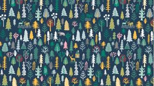 North Pole Forest - Stella-1013-Multi