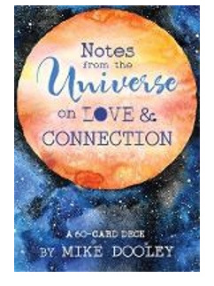 Notes from the Universe on Love & Connection Cards