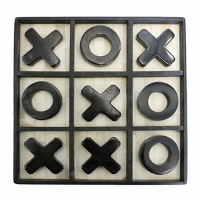 Noughts & Crosses Set