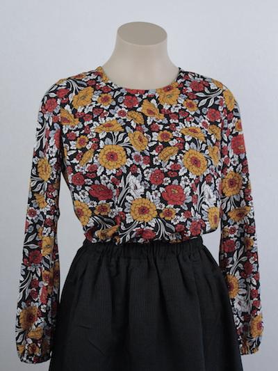 Nouveau Ophelia blouse