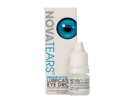 NovaTears®  3ml