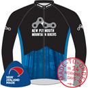 New Plymouth MTB Club Windtex Jacket