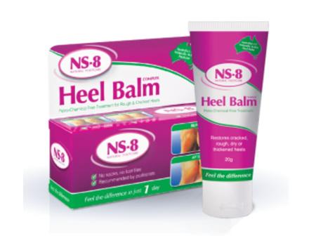 NS-8 Heel Balm Complex 125ml