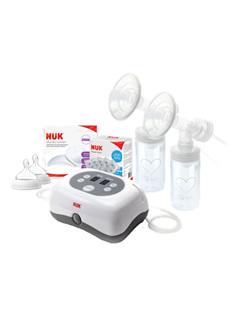 Nuk Double Electric Breast Pump Starter Set