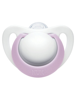 Nuk Genius Silicone Soother 0-6 Months