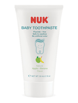 Nuk Tooth & Gum Cleanser Toothpaste 3-36 Months