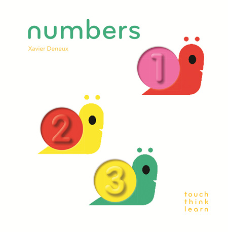 Numbers: Touch, Think, Learn