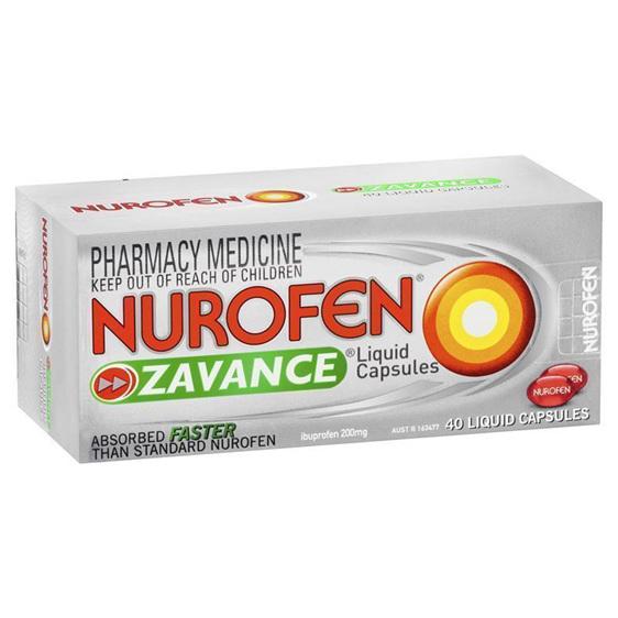 Nurofen Liquid Capsules