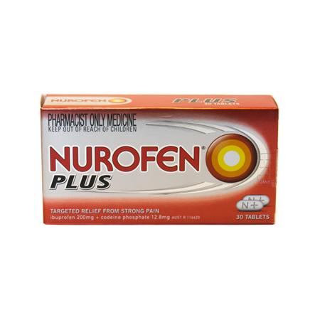 Nurofen Plus Tablets