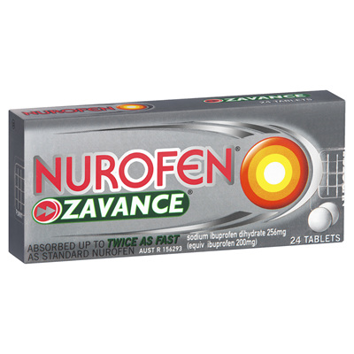 Nurofen Zavance Tablets