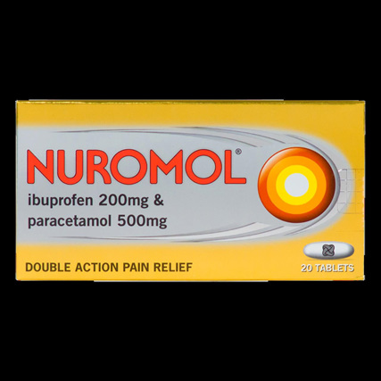 Nuromol Tablets 24 Pack