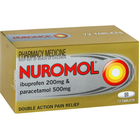 Nuromol Tablets 72