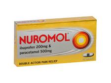 NUROMOL Tabs 12s