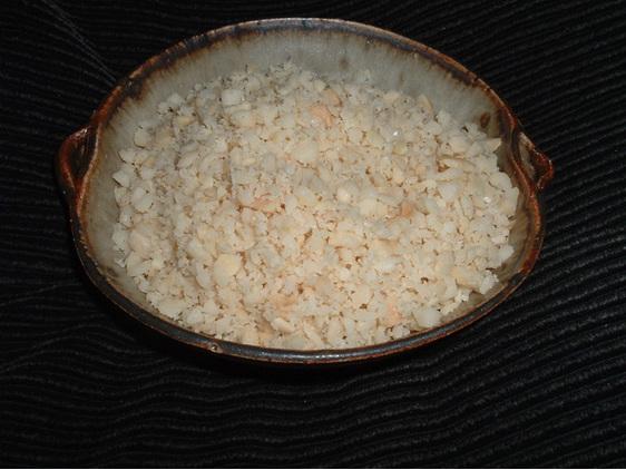 nut meal macadamia