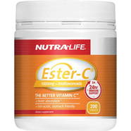 Nutra-Life Ester-C 1000mg + Bioflavonoid Tablets 200s