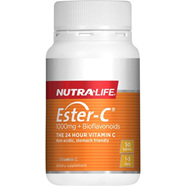 Nutra-Life Ester-C 1000mg + Bioflavonoid Tablets 50s