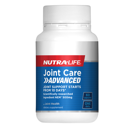 NUTRA-LIFE Joint Care Advanced 60caps