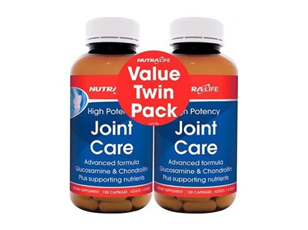 Nutra-Life Joint Care Caps 120 Twin Pack